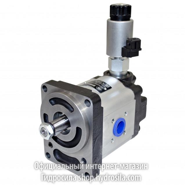 Гидромотор на МАЗ (GM2K 23R-F281C-F-VE24-AJ-FD)